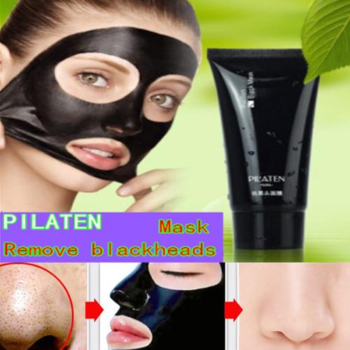 2 pcs pilaten soins du visage blackhead remover effilocheuse style profonde nettoyage purification de décoller la tête noire traitement de l'acné