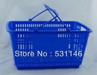 Quality Plastic  Shopping basket for Supermarket