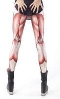 2013 Leggings for Women Muscles Leggings Black MIlk Leggings Plus Size Pants Galaxy Leggins LB13297 M XL