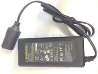 Automotive Household Car Charger Cigarette Lighter Inverter 220V To 12V Power Adapter Converter In Stock Free Shipping