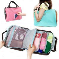 Free shipping Superacids ndigo multifunctional travel bag storage bag handbag finishing bag SW012