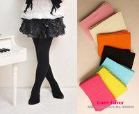 Free Shipping  1 Pair Baby Girl Kids Toddlers Velvet Pantyhose Leggings Pants Stockings 1-4 Years Summer Autumn Hot Selling
