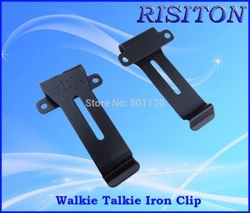 walkie talkie clip LT6100 walkie talkie clip battery clip two way radio clip