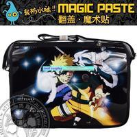 Naruto school bag shoulder bag Gaara kakashi messenger bag naruto Akatsuki
