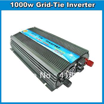1000W Grid Tie power Inverter MPPT Function inverter charger pure sine wave 12V AC230V pure sine wave inverter high quality