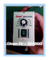 DC-51 speed controller /400w/500w for spindle motor,DC permanent magnet motor 220V motor speed controller/speed governor