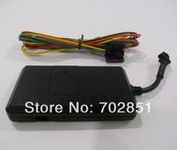 TK06 Slim Vehicle GPS Tracker Wide range electric voltage ACC off Oil cut function Quad Band Free Platform service Free Ship