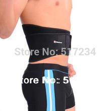 New 2014 Fitness Protection Belt Weightlifting Neoprene Sauna Belt Bodybuilding Belt Running Waist Training Belt  Free Shiping(China (Mainland))