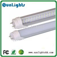 10W led T8 tube lights 600mm 0.6m 2835 SMD LED t8 tube lamp 2 years warranty CE UL