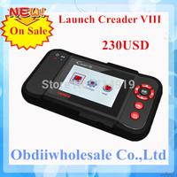 2014 latest coming Launch x431 creader viii Professional 129 100% Original Creader CRP129 Creader V-III update Via Internet