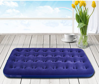 99cm*191cm*22cm Bestway inflatable mattress air bed single inflatable bed outdoor, airbed, pvc bed,