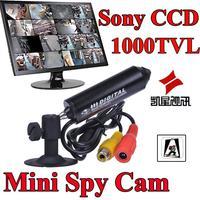 Vanxse CCTV 1/3 Sony CCD 1000TVL HD Security Camera Pinhole CCTV camera Mini Surveillance Camera