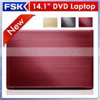 14inch 1366x768 HD Screen Intel Laptop 2G RAM 250G HDD WIFI and Bluetooth built-in DVD-RW/Burner Camera