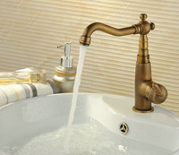 Free shipping BAKALA Fashionable Tap Bathroom Brass Mixer Single handle Single hole Surface Mounted faucet  GZ-8104