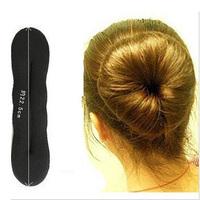 H037B Woman Fashion Hair Jewelry Magic Hair DIY Tools Maker Styling Twist Curler 22.5cm