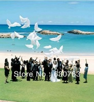 Free shipping 10pcs buck sell life-like White dove Balloon(Need charging hydrogen) factory direct pidgeon balloons wedding decor
