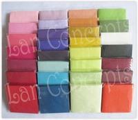 Free shipping DIY Crumpled / Crepe Paper for crafts origami kawasaki rose -15x15cm 1500pcs/lot LA0103
