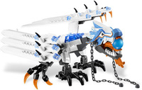 Free shipping Phantom Ninja series Ice Dragon Attack Ninjago Minifigures toys building block sets toy eductional toys 9729