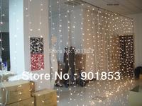 3m*6m led wedding waterproof decoration light  600pcs bulbs   fast shipping