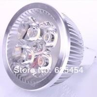 mr16 12V 5X high-power tunable light mr16  4x3W 12W led lanterna Spot Light CREE LED 12V bulb downlight