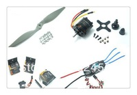 Skyhunter airplane power combo Motor ESC Prop Servos kit Brushless SunnySky x2820 kv920 FlyFun 60A 11x7 Propeller MD933 RC Plane
