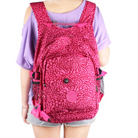 2013 women's handbag backpack bag leopard print backpack student school bag nappy bag bags