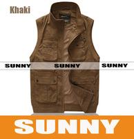 Men's sleeveless casual jackets 8226