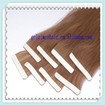 Most popular remy tape hair extension free freight for USA Australia and UK