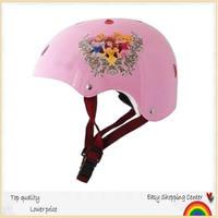 HOT SALE! High quality Scooter helmet, skating helmet/bicycle helmet.multifunctional helmet three little princess.free shipping!
