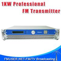 New Arrival! FSN-1000 1000w Power Adjustable FM Transmitter for FM Radio Broadcasting Station City radio Station