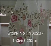 6730/150cm * 220 cm Chinese embroidered tablecloths / rectangular openwork table cloth art / placemat / tea table cloth