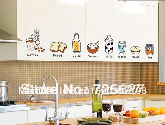 Adesivi murali ikea tutte le offerte cascare a fagiolo - Stickers cucina ...
