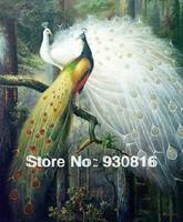 Diy diamond painting diamond peacock decorative painting cross stitch