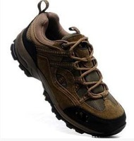 The new 2014 leather wear comfortable outdoor shoes mountaineering shoes men