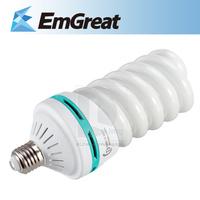 New Portable Photo light  5500K 150W LED  E27 Color daylight Video Studio Fluorescent Bulb Lamp 220V~240V 015558 Free Shipping