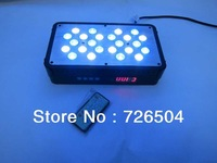 Blue moon Dimming Timing Remote control Aquarium LED light for coral tank
