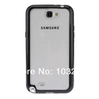 Free shipping Matte Surface Hard Case for Samsung Galaxy Note 2 N7100 (Assorted Colors)