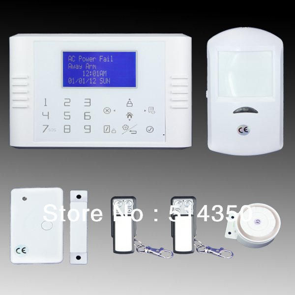 aliexpress buy gsm wireless home alarm system touch