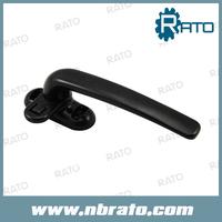 Free Shipping (5pcs /lot) CHUGN Black Casement Window Handle