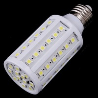 Hot Saling NEW PROMOTION High Quality E27 9W Cool White 60LED 5050 SMD LED Ceiling Light LED corn light  HOT Selling