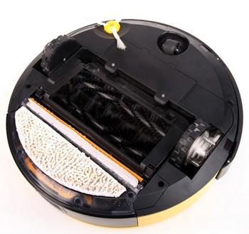 ROBOT 2013 Newest  newest mini robot vacuum cleaner 4 In 1 Multifunctional Robot Vacuum Cleaner free shipping