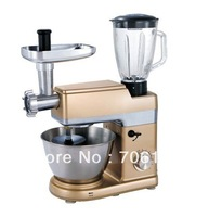 Free Shipping+Stand Mixer with 1000W Powerful and the Standard Accessories & HA-6803