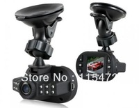 "Free shipping new1.5"" 1080P HD Car DVR Record video Recorder Camera W/ G-sensor 12 LED IR Night Vision"