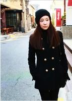 new hot selling winter women slim long desing woolen overcoat mantissas coat casaco manteaux abrigo trincheira femininas