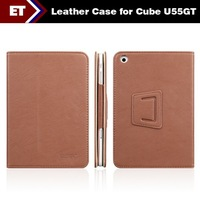 7.9 Inch Special Leather Case for Cube U55gt Talk 79 3G Phone Call Tablet PC