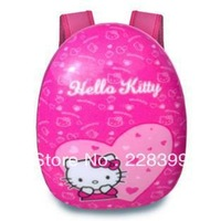 12 inch Red Cat Bag KT / child backpack / backpack hard shell / shell backpack / Gift