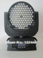 Free shipping!!108*3w led moving head wash light,108*3w led moving head