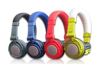 Free Shipping!Foldable On-ear BH939 Stereo Wireless Bluetooth Headset with internal mic