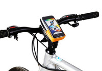 New Cycling Bicycle Bike Handlebar Bag Pouch Case for iPhone Mobile Phone