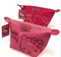 K23 new arrival summer very hot Cute Hello Kitty Simple fashion cosmetic bag handy for 2 colors to choose